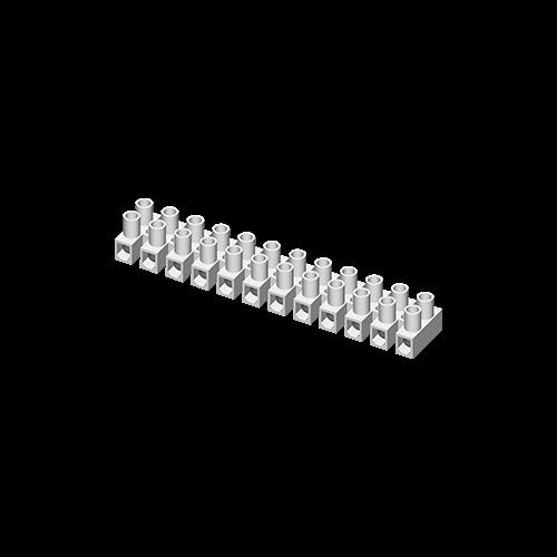 Feed Through Terminal Block 12.0mm 12W Series Increase 1.2mm