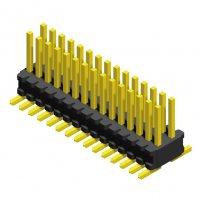 Pin Header 0.8mm 2 Row H=1.4mm SMT Type