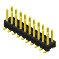 Pin Header 2.54mm 2 Row SMT Type
