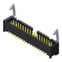 Ejector Header 2.54mm Side Latch SMT Type