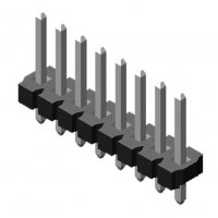 Pin Header 3.96mm 1 Row H=3.2mm Straight Type
