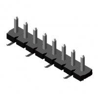 Pin Header 5.08mm 1 Row H=2.5mm SMT Type