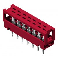 Mini Match Dip Plug IDC Type