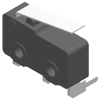 Micro Switch Straight Lever Actuator 19.8x10.6mm