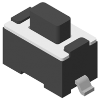 Tact Switch SMT 180° 2P H=5.0mm