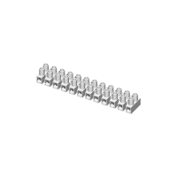 Feed Through Terminal Block 14.6mm 16W Series Increase 1.2mm